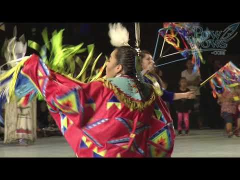 Miss Indian World Dance Contest  2018 Gathering of Nations Pow Wow
