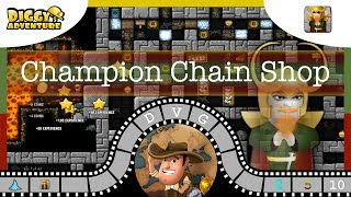 [~Loki~] #10 Champion Chain Shop - Diggy