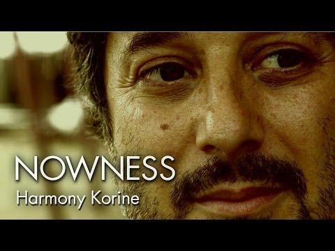 "Harmony Korine in ""Collected Harmony"" by Dustin Lynn"