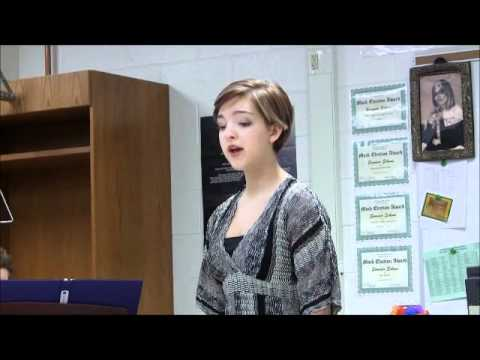 """Lullaby"" 2012 Solo for Choir Solo and Ensemble"