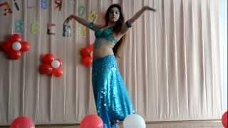 восточный танец 2