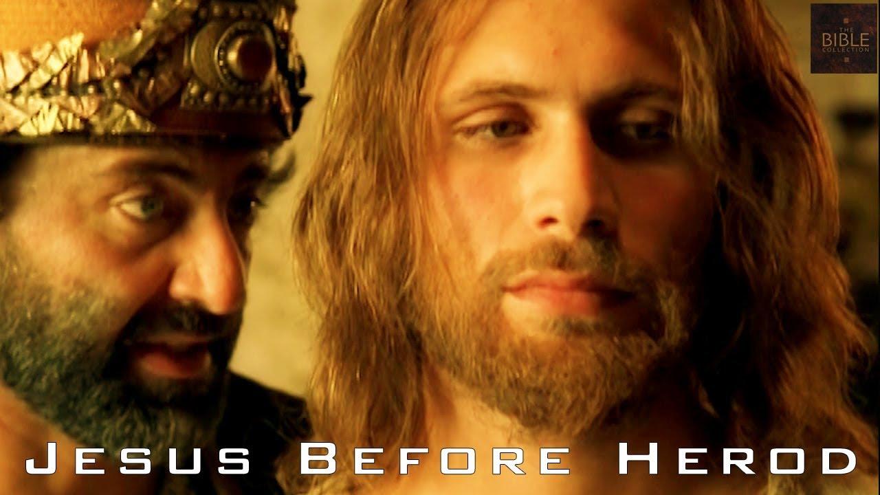 Jesus Before Herod - Jesus (12/15) Movie CLIP (1999) HD