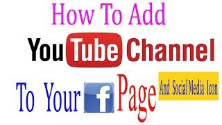 How to add Social Media Icons to your YouTube Channel Banner!-2018#Tech4shani