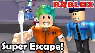 Roblox prison | Prison Escape Simulator | Roblox Karim plays