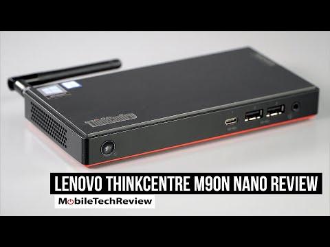Lenovo ThinkCentre M90n Nano Review - Tiny PC