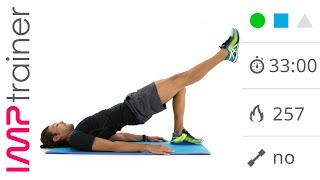 GAG Senza Salti - Allenamento Con Esercizi Per Tonificare Gambe, Addome e Glutei