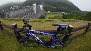 京都 日吉ダム・京北サイクリング RICOH WG M2