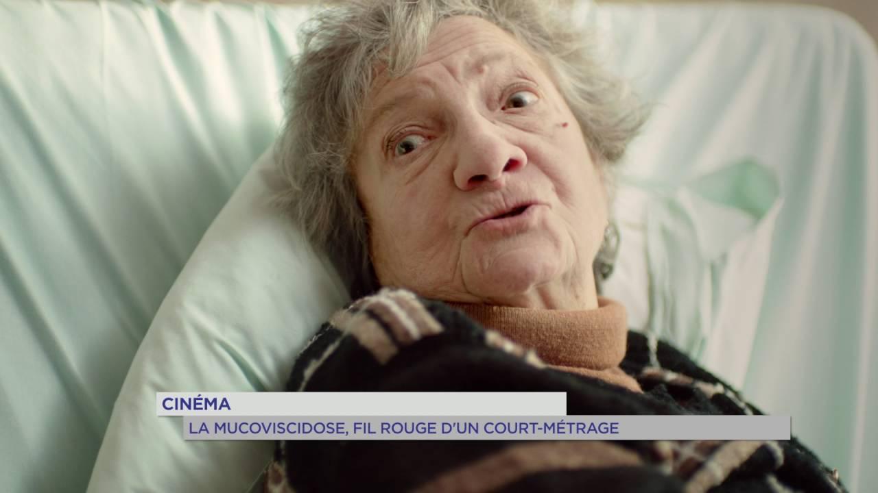Cinéma : la mucoviscidose, fil-rouge d'un court métrage
