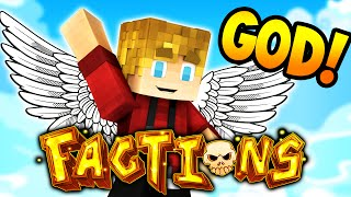 Minecraft Factions: GOD RANK-UP! #33