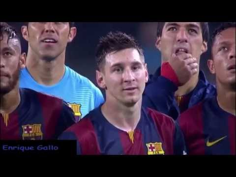 Messi -The Way I Am