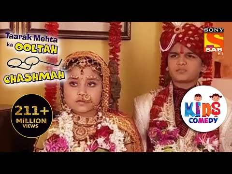 Tina's First Day With The Gada Family | Tapu Sena Special | Taarak Mehta Ka Ooltah Chashmah