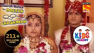 Tina's First Day With The Gada Family | Tapu Sena Special | Taarak Mehta Ka Ooltah Chashmah