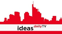 Ideas Daily TV: DAX startet schwach in neue Woche / Marktidee: Dow Jones