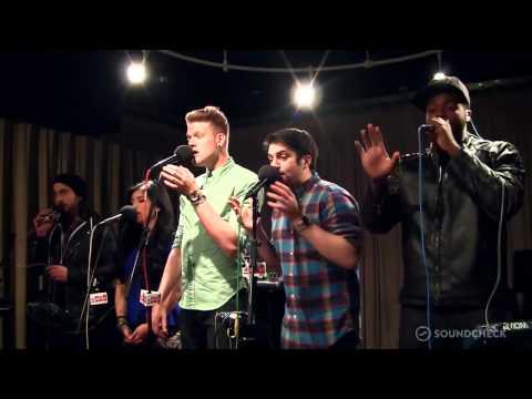 Pentatonix Love Again  LIVE On Soundcheck