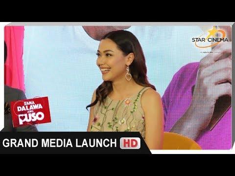 Playlist Sana Dalawa Ang Puso | Grand Media Launch