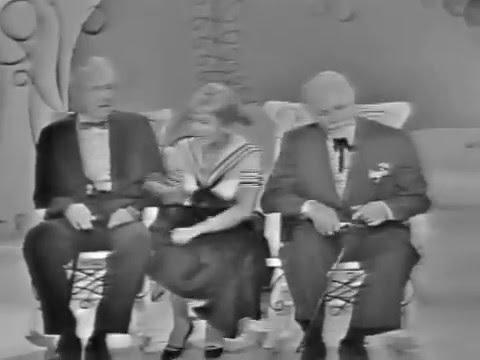 Debbie Reynolds, Walter Brennan, Charlie Ruggles, 1960 TV