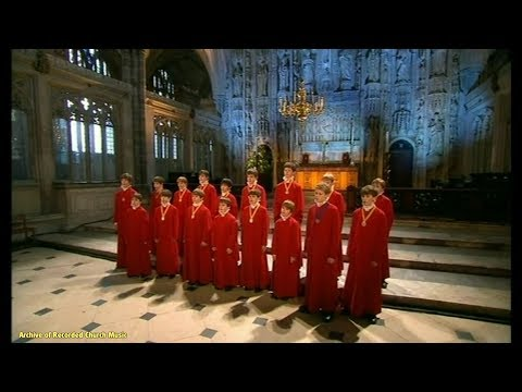 """BBC TV """"Songs of Praise"""": Winchester Cathedral 2011 (Andrew Lumsden)"""