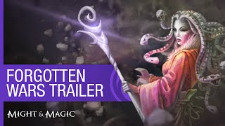 Might & Magic Duel of Champions: Forgotten Wars Launch Trailer
