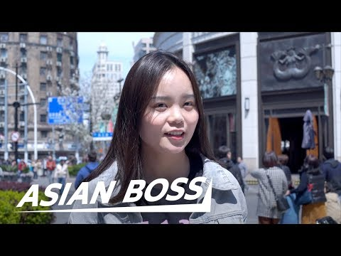 How Do The Chinese Feel About India? [Street Interview] | ASIAN BOSS