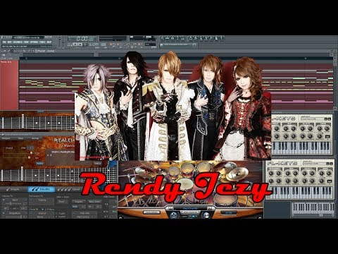 Versailles - Ascendead Master (Karaoke) Cover By Rendy Jezy