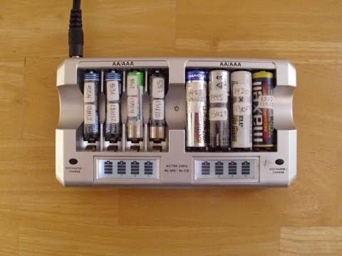 NiMh Batteries: The Dirty Little Secret, Part 1 Of 4