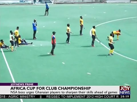 Africa Cup for Club Championship - Joy Sports Prime (10-1-18)