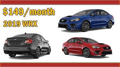 Group Lease Deal! 2019 Subaru WRX's For $149/month! CHANNEL UPDATE | WRX VLOG 45