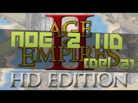 Gameplay: Age of Empires 2 HD [Del 2] Byg en mur