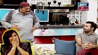Aadi as a [ Sindhi ] - Faizan as a [ Beautician ]