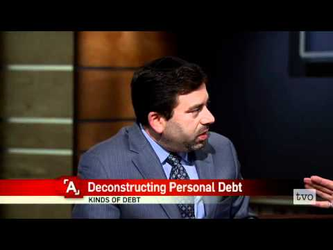 Deconstructing Personal Debt