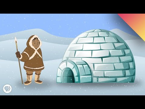 Video image: How An Igloo Keeps You Warm