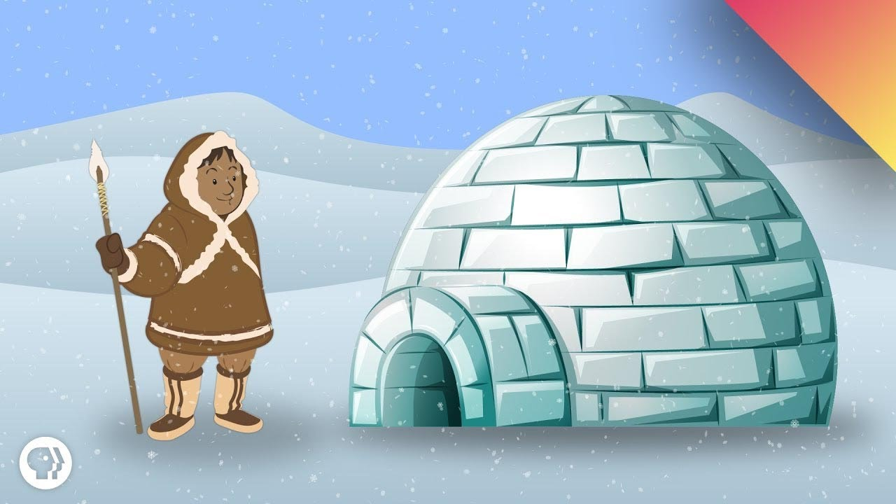 How An Igloo Keeps You Warm - YouTube