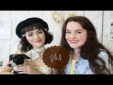 Best Friend Q&A // Moving out, Friendship, etc...