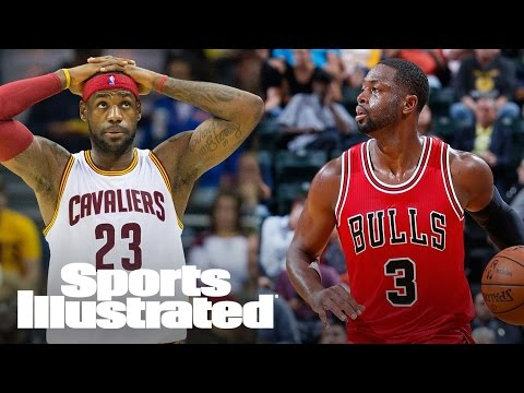 LeBron James: Cavaliers Wanted Dwyane Wade But Couldn't Afford Him | SI Wire | Sports Illustrated