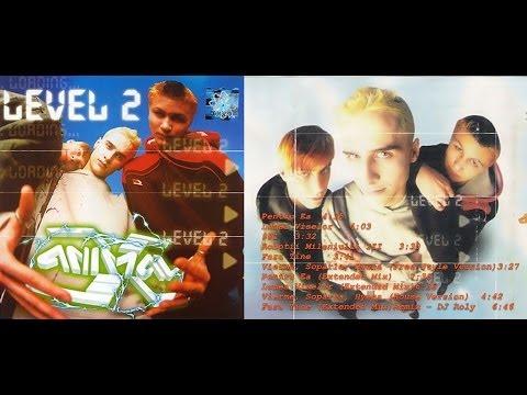 Animal X  -  Level 2 - ALBUM - 2001