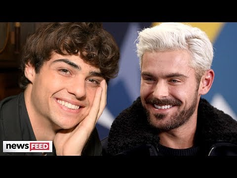Noah Centineo STOLE This Movie Role From Zac Efron?