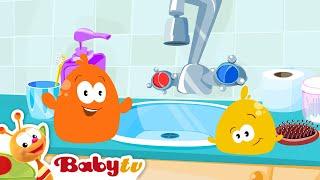 الموسيقى في الحمام – Pitch و Potch, BabyTV العربية