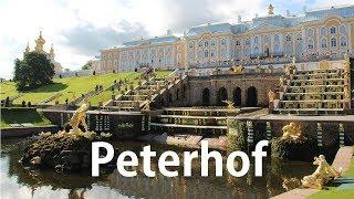 PETERHOF San Petersburgo | RUSIA | Viajando con Mirko