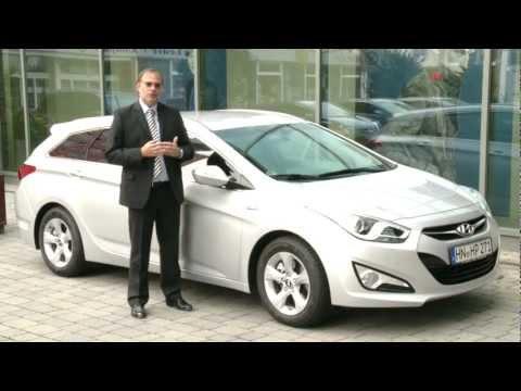 El nuevo Hyundai i40 HD Espaol