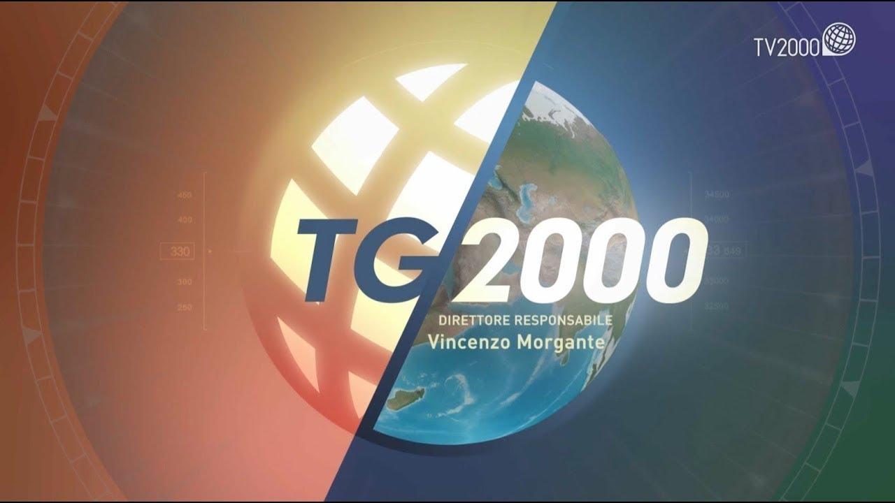 TG2000, 15 maggio 2021 – Ore 18.30