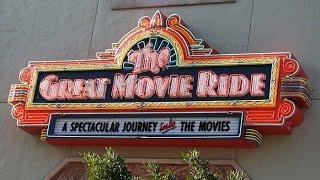 the great movie ride disney s hollywood studios walt disney world hd 1080p60