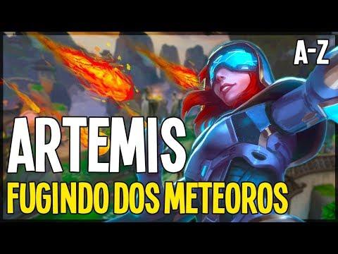 ARTEMIS VS AGNI | A-Z RANKED DUEL | SMITE BRASIL