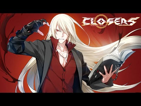 Closers Online Wolfgang Schneider Gameplay Trailer - Now Available in KR Servers