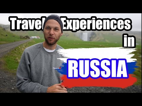 RUSSIA Travel Summary (#STPETERSBURG #MOSCOW #YEKATERINBURG #KRASNOYARSK #KAZAN #IRKUTSK)