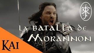 La Batalla de Morannon (Puerta Negra de Mordor)