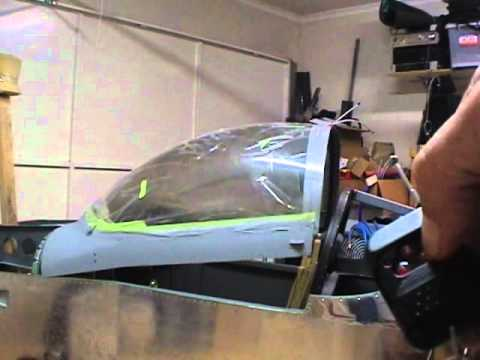 Vans Rv7 Tip Up Canopy Youtube