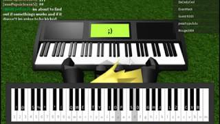 Roblox Piano | Test Drive (How To Train Your Dragon) | (Finished)