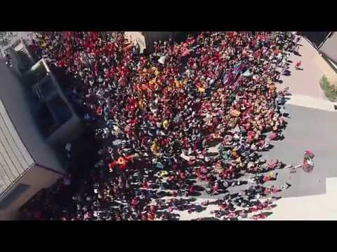 High Schoolers Show Off Their School Pride With Awesome 'Shake It Off' Lip Dub