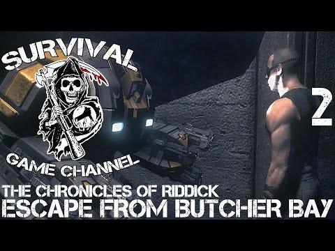 Chronicles of Riddick: Assault on Dark Athena прохождение Hardcore