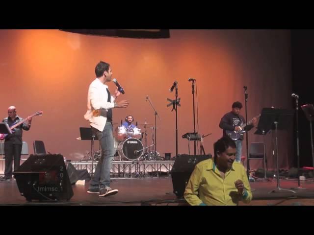 Karthik Music Experience, Aaha Mella Nada by Karthik